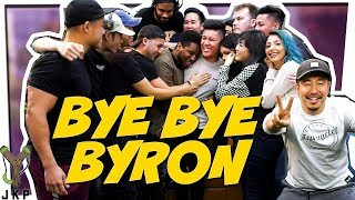 BYRON'S LAST VIDEO EVER! | Psychiatrist