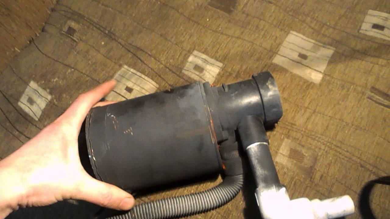 Самодельный ручной водяной насос / Homemade hand water pump - YouTube