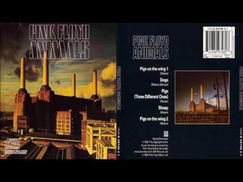 Pink Floyd: Animals - 1977