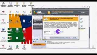 Como Desactivar AVG Internet Security 2012 y Activar [HD] [Actualisado]