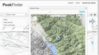 PeakFinder Tutorial for Operation On-Target