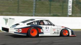 """Porsche 935/78 """"Moby Dick"""" mit Stéphane Ortelli in Spa Francorchamps"""