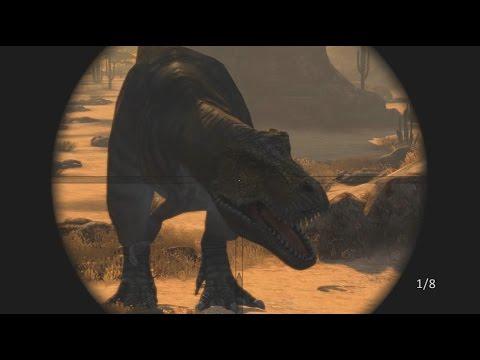 Dinosaur Hunter - SNIPER Rifle T-REX - Carnivores Dinosaur Hunter Reborn |