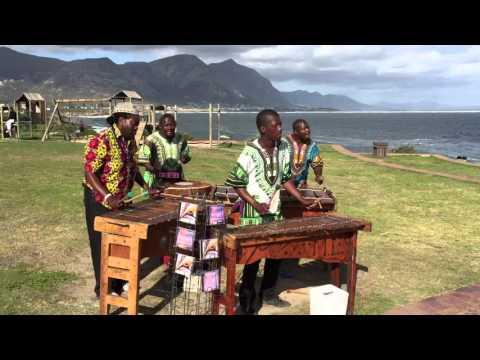 African band in Hermanus