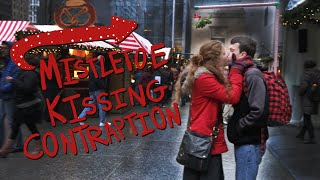 One of Blake Grigsby's most viewed videos: Mistletoe Kissing Contraption