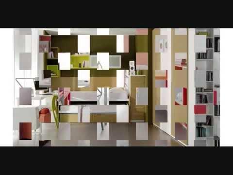 Camas compactas dormitorios juveniles youtube for Camas compactas juveniles