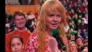 КВН 2006 - разминка, вопрос блондинки :)