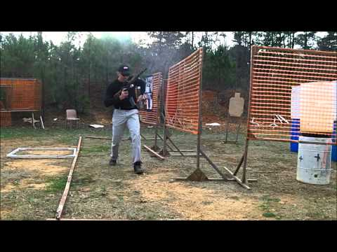 Way Of The Gun Carbine and Pistol Training