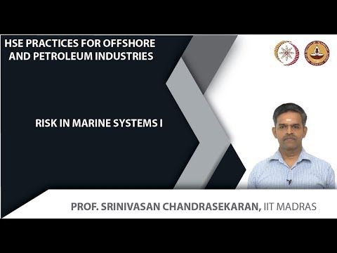 Risk in Marine Systems I