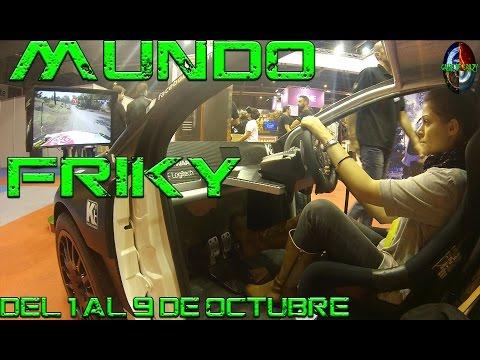 Mundo Friky Octubre del 1 al 9 Noticias, Lanzamientos, Madrid Games Week