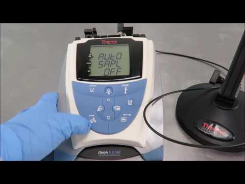 Thermo Scientific Orion 5 Star Multifunction Meter