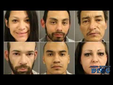 Gang House raided in Garfield County (Colorado)