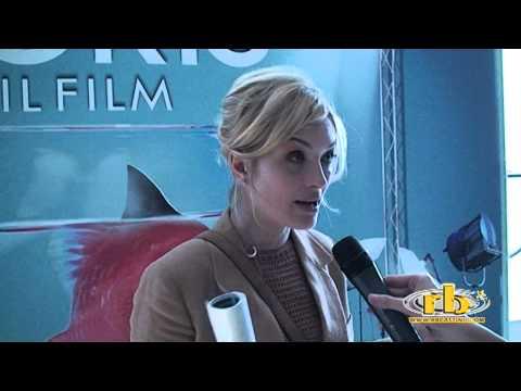 CAROLINA CRESCENTINI - intervista (Boris - Il film) - WWW.RBCASTING.COM