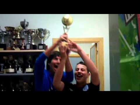 Adri y Andres Campeones Champios Legue