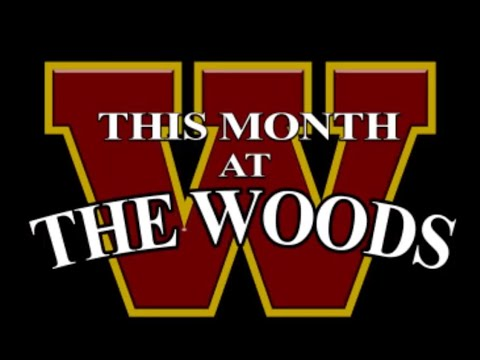 This Month at the Woods // April 2021 // Cypress Woods High School
