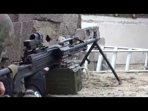 Special forces neutralized militants in Izberbash and three more in Makhachkala, 7 september 2016.