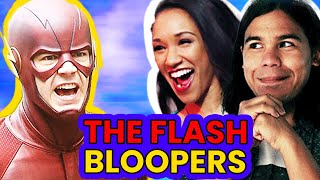 The Flash: Bloopers and Funny On-set Moments Revealed! |🍿OSSA Movies