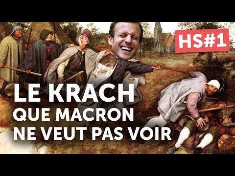 Le KRACH que Macron ne veut pas voir - Hors-série #1 - FVQVC