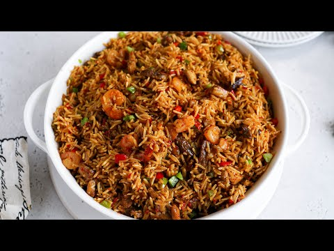 LOADED COCONUT RICE