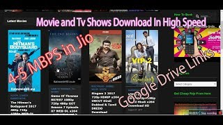 Video How to Download Movies and TV shows in high Speed (Google Drive Method) download MP3, 3GP, MP4, WEBM, AVI, FLV Juni 2018