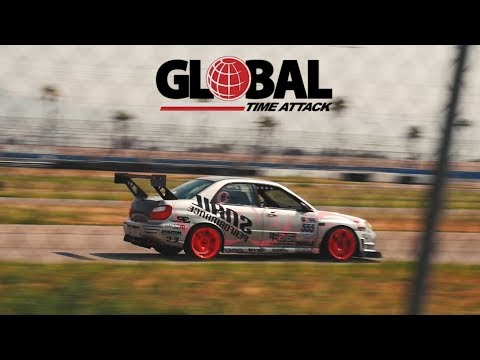 Global Time Attack - Auto Club Speedway 2017