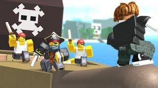 ☠️ NOOBLAR ADAMA AYAK BASAMAZ ☠️ / Roblox Pirate Simulator / Oyun Safı