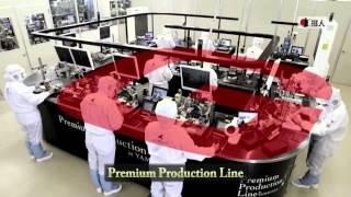 日経CNBCの番組「ものづくりの挑人たち」が取材した山形カシオPremium P...