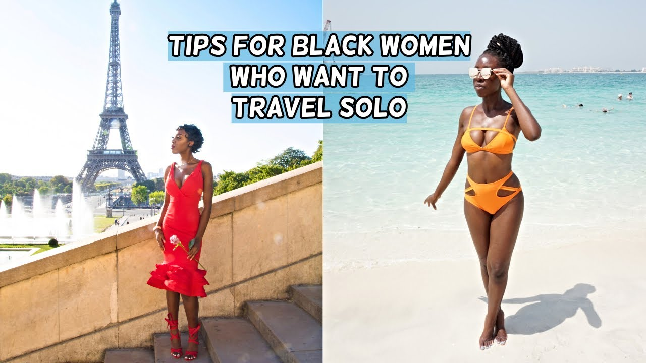 SOLO TRAVEL AIN'T SAFE FOR BLACK WOMEN?! LET'S TALK!|Sincerely Oghosa