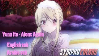 Yuna Ito - Alone Again English sub