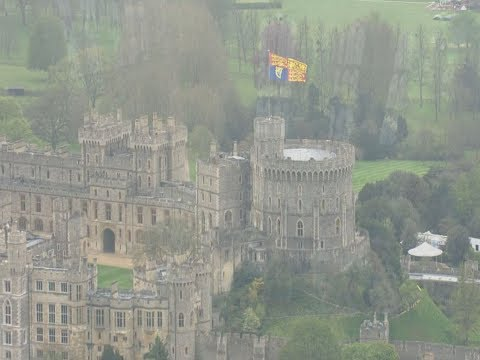 Windsor Castle to host royal wedding of Prince Harry and Meghan