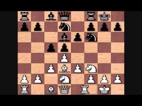 Brilliant Chess Miniatures: Edgar Colle vs John O'Hanlon
