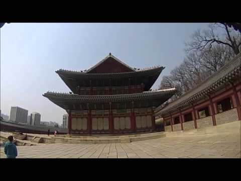 Seoul Incheon Airport 2016 - Free Transit Tour to Changdeok Palace and Samcheong dong