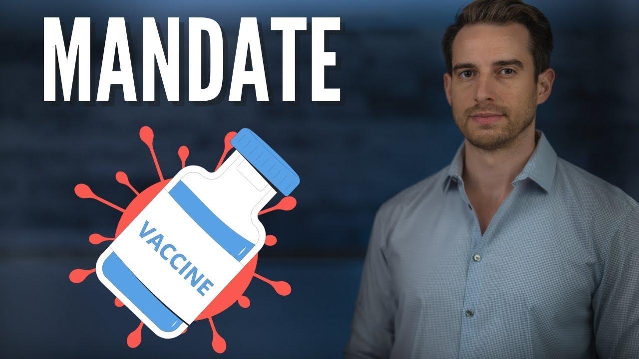 COVID 19 Vaccine Mandates Coming | Masks are Back