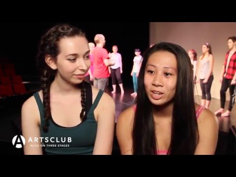 Arts Club Theatre Company Musical Theatre Intensive 2016 Applications Now Open