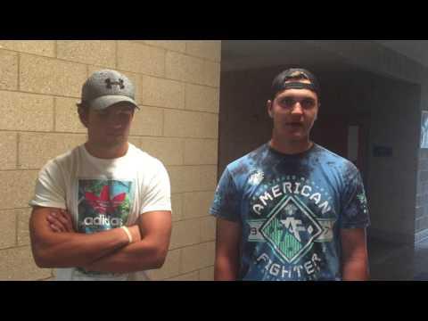 Millard High School football 2017, Jaxon Wardle, Dillon Lund