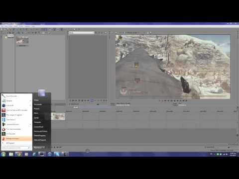 Sony Vegas - Sound Effects - Tutorial