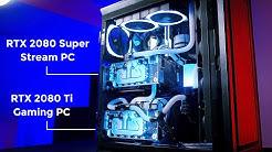 Insane DUAL SYSTEM, Custom Water Cooled Gaming/Streaming PC (2 GPU's, 2 CPU's)