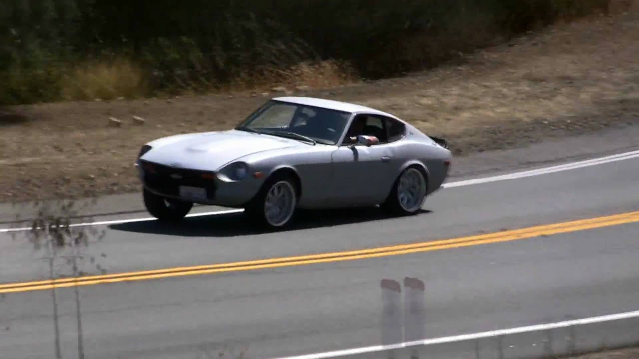 Corvette Engine Ls1 Ls6 V8 In A Datsun 280z Youtube