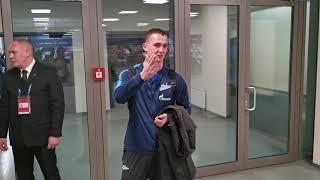 Андрей Лунев: Переходил в Зенит, чтобы стать чемпионом