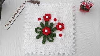 çiçek demeti kare lif modeli yapımı takım lif
