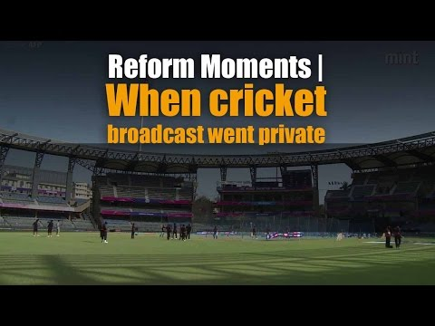 Reform Moments | When cricket broadcast went private