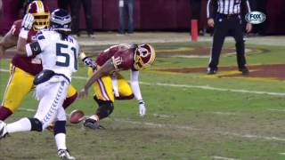 Gambar cover Watch RG3's gruesome knee injury