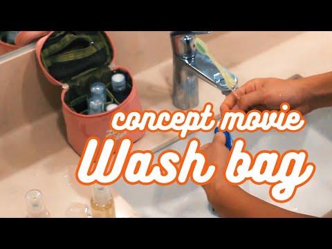 [Luettbiden] Wash bag concept movie _ 루엣비든 워시백 컨셉영상 / 워시백