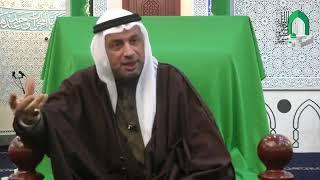 السيد مصطفى الزلزلة - البسملة أقرب الى الإسم الأعظم من قرب سواد العين إلى بياضها