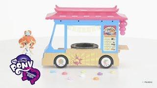 Hasbro Brasil - Vídeo 360° Conjunto Equestria Girls Mini Sushi Sunset - C1840