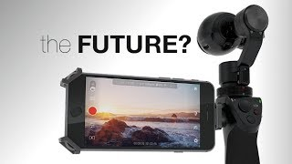 What is the future of 📷 cameras    Camera leads main role in mobiles