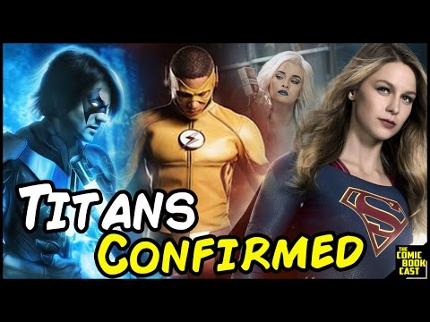 Teen Titans LIVE Action TV Series & Characters Confirmed