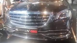 KLASSEN : aménagement prestigieux de véhicule à Top Marques Monaco 2018