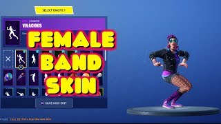 LEAKED NEUE 'SYTH STAR' SKIN IN-GAME FORTNITE SHOWCASE
