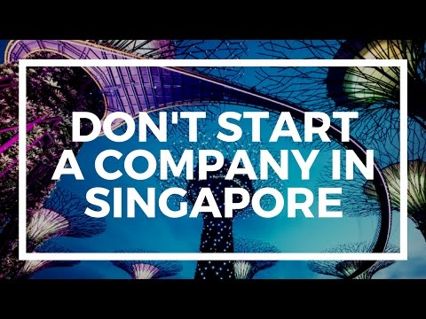 Forming a Singapore company: Pros and cons